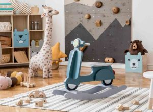 Playroom ideas for toddlers