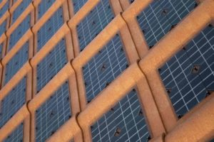 Solar roof tiles cost