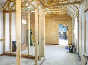 two storey timber frame extension cost