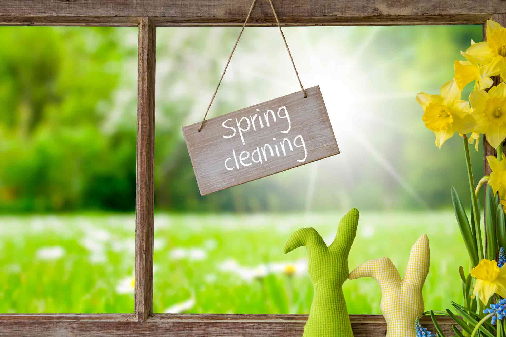 Spring clean your profile