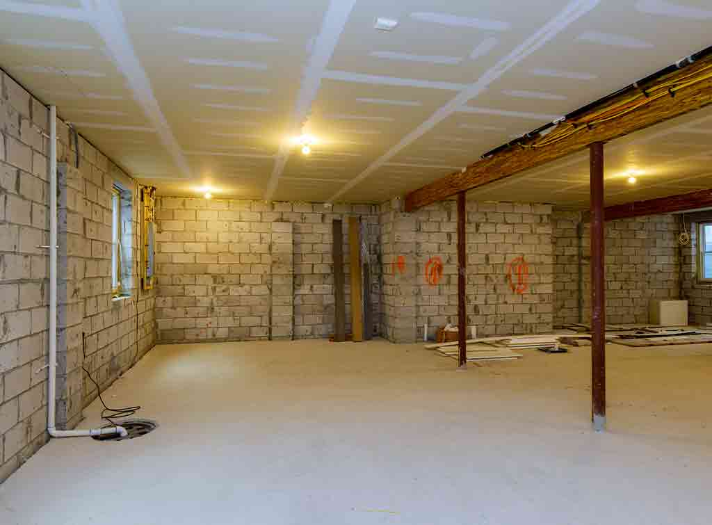 How Much Does It Cost To Build A Basement In 2021 Checkatrade