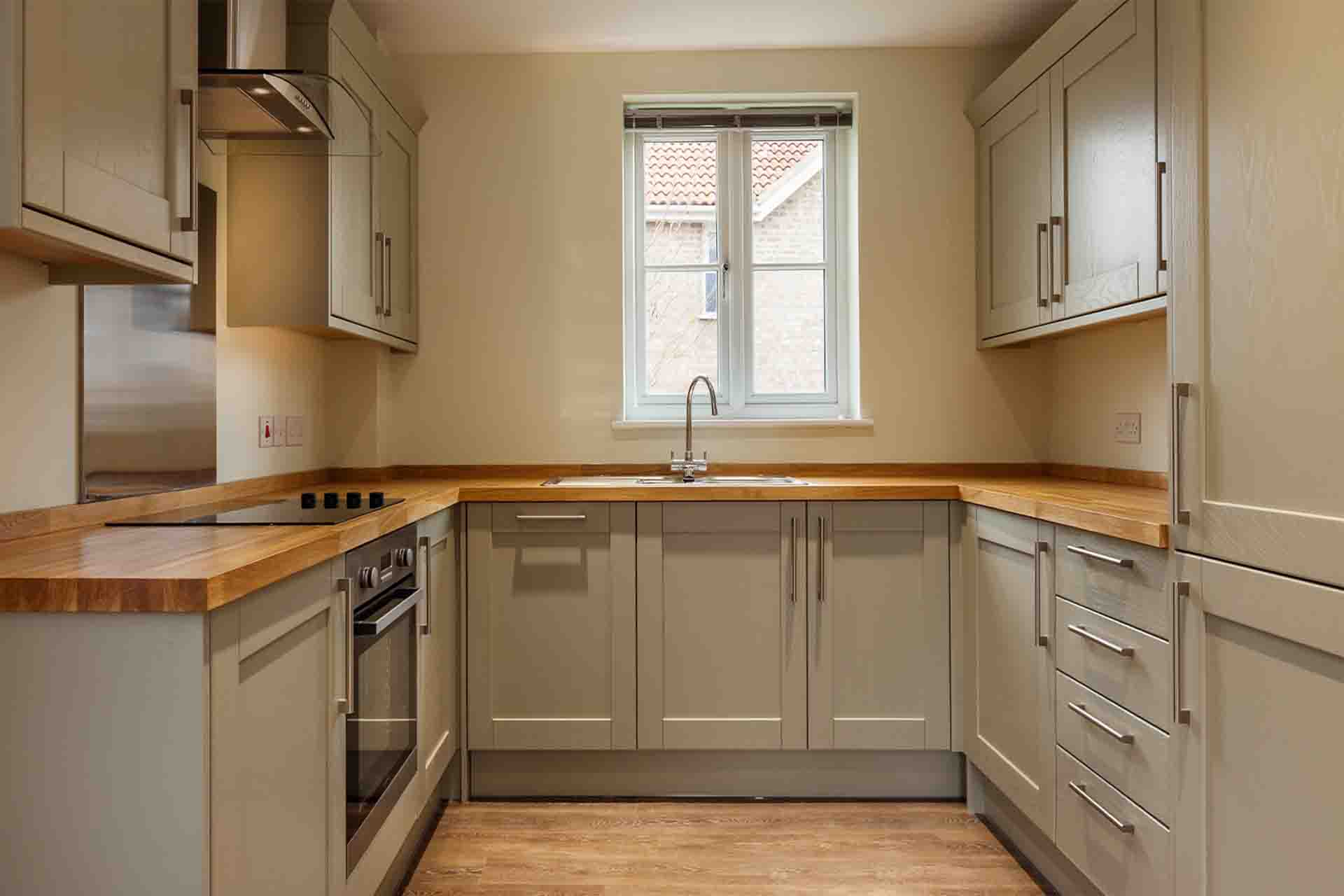 Cost To Install Kitchen Cabinets 2021 Cost Calculator