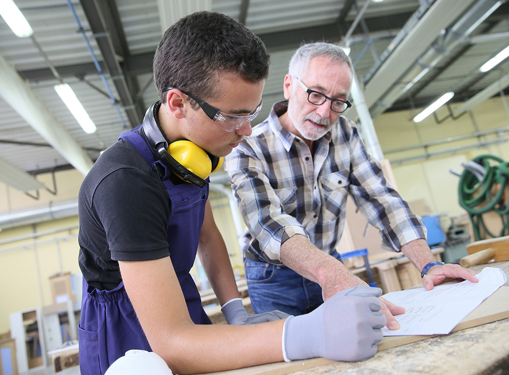business higher apprenticeships