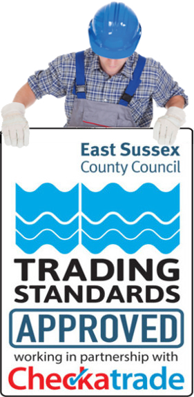 Approved by East Sussex County Council Trading Standards