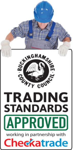 Approved by buckinghamshire Trading Standards