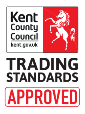 Approved by Kent County Council Trading Standards