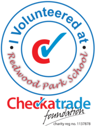 I Volunteered at Redwood Park School